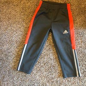 BOGO 1/2 sale!! Boys addidas pants